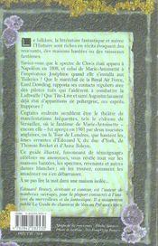 Le Guide Du Chasseur De Fantomes - 4ème de couverture - Format classique