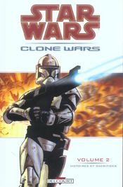 Star Wars - clone wars t.2 ; victoires et sacrifices  - John Ostrabder - Haden Blackman - Jan Duursema - Stephen Thompson