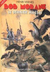 Bob Morane Poche 2003 Le Dernier Massai - Intérieur - Format classique