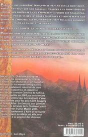 Arcanes Du Jugement (Les) - 4ème de couverture - Format classique