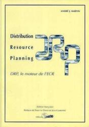 Drp : Planification Des Ressources De Distribution - Couverture - Format classique