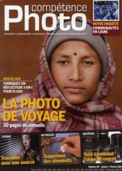 Vente livre :  Competence Photo N.20 ; La Photo De Voyage  - Collectif