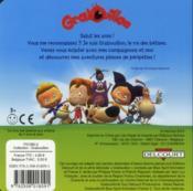 Les bêtises de Grabouillon - 4ème de couverture - Format classique