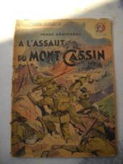 A L'Assaut Du Mont Cassin - Couverture - Format classique