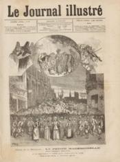 Journal Illustre (Le) N°16 du 20/04/1879 - Couverture - Format classique