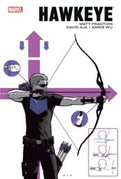 Hawkeye ; Integrale  - Matt Fraction - David Aja - Collectif