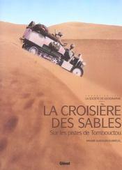 La Croisiere Des Sables - Intérieur - Format classique