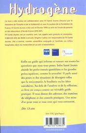 Infos Sante Jeunes - 4ème de couverture - Format classique
