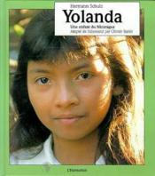 Yolanda, Une Enfant Du Nicaragua - Couverture - Format classique
