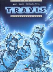 Travis t.4 ; protocole Oslo - Intérieur - Format classique