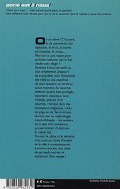 Ou Trouver Le Calme A Paris - 4ème de couverture - Format classique