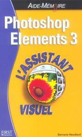 Photoshop Elements 3 - Intérieur - Format classique