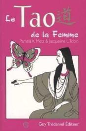 Le tao des femmes - Couverture - Format classique