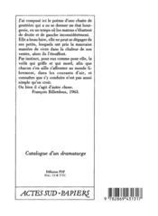 Il Faut Passer Par Les Nuages - 4ème de couverture - Format classique