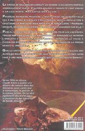 Hauts Esprits (Les) - 4ème de couverture - Format classique