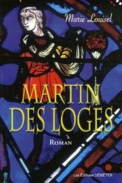Martin des Loges - Couverture - Format classique