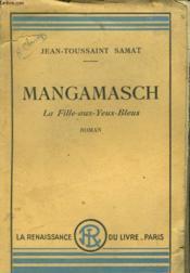 Mangamasch, La Fille-Aux-Yeux-Bleus. - Couverture - Format classique