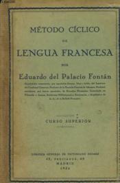 Mrtodo Ciclico De Lengua Francesa. Curso Superior - Couverture - Format classique