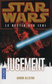 Star Wars - Le Destin Des Jedi T.7 ; Jugement - Couverture - Format classique
