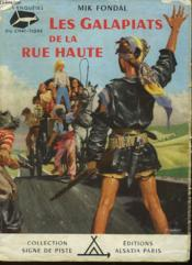 Les Enquetes Du Chat-Tigre - 2 Les Galapiats De La Rue Haute - Couverture - Format classique
