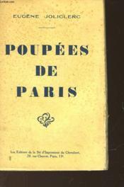 Poupees De Paris - Couverture - Format classique