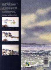 Peindre les scènes côtières - 4ème de couverture - Format classique