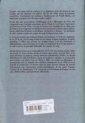Vampir Roman Tout En Couleurs Et En Lambeaux - 4ème de couverture - Format classique
