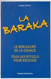 Baraka. Don Sacre De La Chance - Intérieur - Format classique
