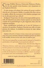 Le Pardon ; Et Autres Actes D'Amour - 4ème de couverture - Format classique