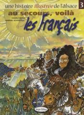 Au Secours Voila Les Francais - Couverture - Format classique