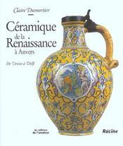 Ceramique de la renaissance a anvers - Intérieur - Format classique