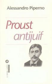 Proust antijuif - Intérieur - Format classique