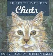 Petit Livre Pour Les Chats - Intérieur - Format classique