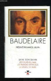 Baudelaire - Couverture - Format classique
