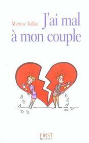 J'Ai Mal A Mon Couple - Intérieur - Format classique