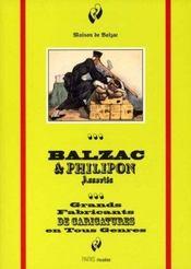 Balzac et philipon associés - Intérieur - Format classique