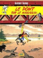 Lucky Luke t.63 ; le pont sur Le Mississipi - Intérieur - Format classique