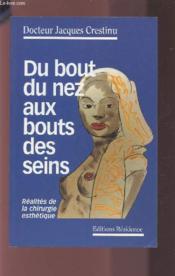 Du Bout Du Nez Aux Bouts Des Seins - Couverture - Format classique