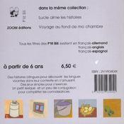 Le Coq Qui N'Avait Pas Chante Francais-Espagnol - 4ème de couverture - Format classique