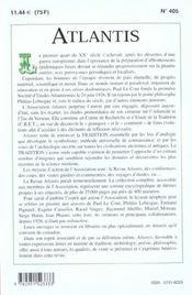 405. Jeux Des Nombres Et Des Lettres... - 4ème de couverture - Format classique
