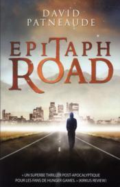 Epitaph road - Couverture - Format classique