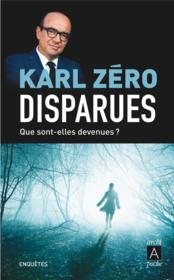 Vente  Disparues  - Karl Zero