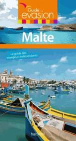 GUIDE EVASION ; Malte  - Catherine Bourzat - Collectif Hachette