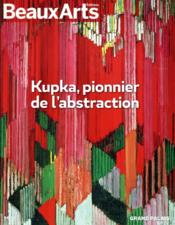 Vente livre :  Kupka, pionnier de l'abstraction ; Grand Palais  - Collectif