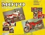 Rmt 73.4 Yamaha Xt 600z/Kawasaki Gpz 750r - Couverture - Format classique