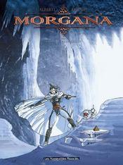 Morgana T.2 ; Le Secret Des Krritt - Intérieur - Format classique
