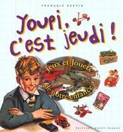 Youpi, C'Est Jeudi ! - Intérieur - Format classique