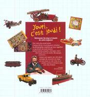 Youpi, C'Est Jeudi ! - 4ème de couverture - Format classique