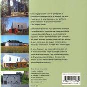 Archi pas chère t.2 - 4ème de couverture - Format classique