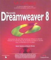 Macromedia dreamweaver 8 le campus - Intérieur - Format classique